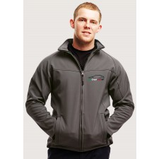 Fiat Coupe Club Softshell Jacket