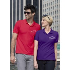 Fiat Coupe Club Double Pique Sport Shirt