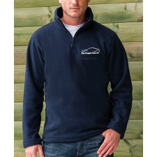 Fiat Coupe Club 1/4 Zip Outdoor Fleece