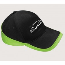 Fiat Coupe Club Teamwear competition cap